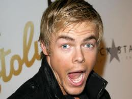 Derek's expression when he finds out I'm his partner. Photo courtesy Google Images