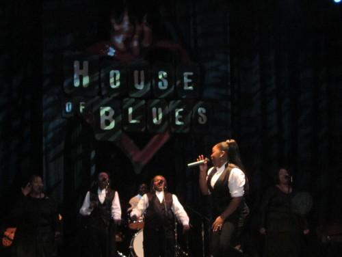 The House of Blues Gospel Choir