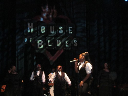 The House of Blues Gospel Choir