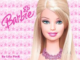 Barbie hair 1