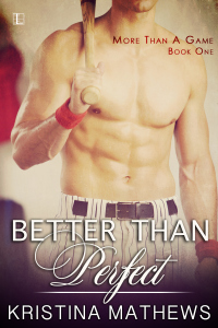 Better Than Perfect new cover
