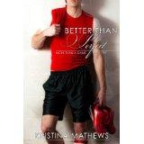 Kristi's debut novel Better Than Perfect. Photo courtesy Amazon.com