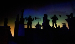 A scene from Mary Poppins - The Great Movie Ride - Disney's Hollywood Studios Park - Walk Disney World - 2009