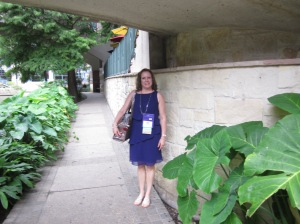 Photo taken by K. Mathews. San Antonio Riverwalk.