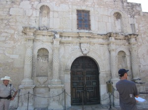 The Alamo Shrine - San Antonio Texas Photo by P. Rickrode
