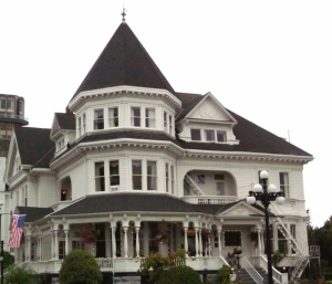 Huntingdon Manon, Victoria, BC. Photo by P. Rickrode September 2014.
