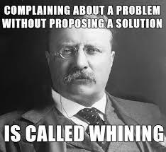 complaining image