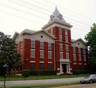Vicksburg jail