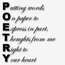 poetry motto