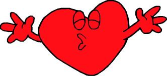 hug heart kiss
