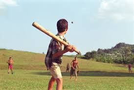 playing-baseball-in-a-field