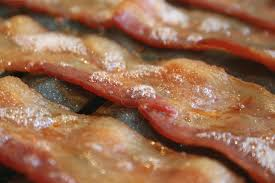 bacon-frying