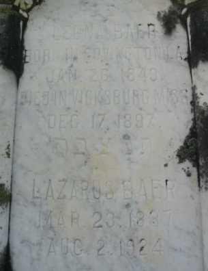baer-headstone