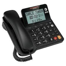 caller id screen on phone
