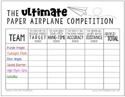 contest score sheet