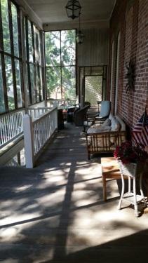 baer house top porch