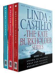 Kate Burkholder series