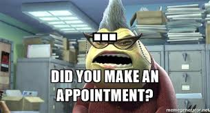 Roz appointment