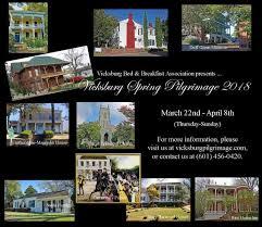 2018 Vicksburg pilgrimage