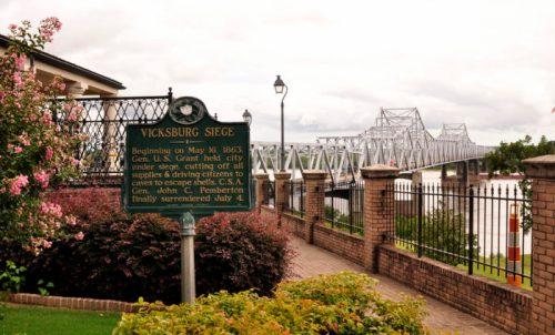 Vicksburg Seige