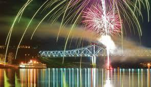 fireworks Vicksburg