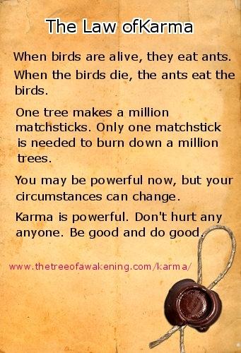 karma laws