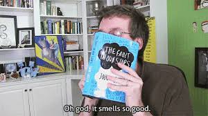 smelling book