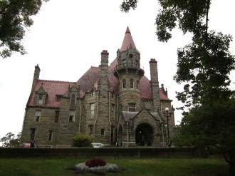 Craigdarroch Castle Photo by P. Rickrode