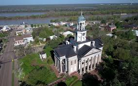 old courthouse aerial