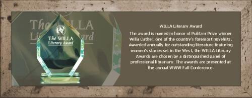 Willa Award image