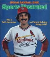 Keith Hernandez Sports Illustrated