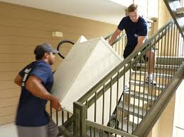 carrying appliance upstairs