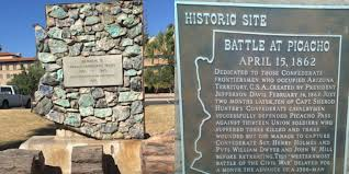 Arizona civil war monument