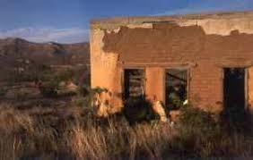 Ghost town of Gleeson, Arizona