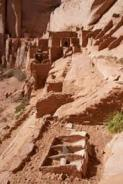 Navajo Nation cliff dwellings