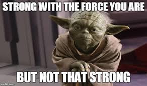Yoda no force
