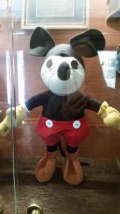 Walt's original Mickey